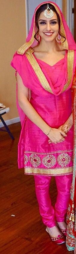 75 best Punjabi dress images on Pinterest | Punjabi dress, Indian ...