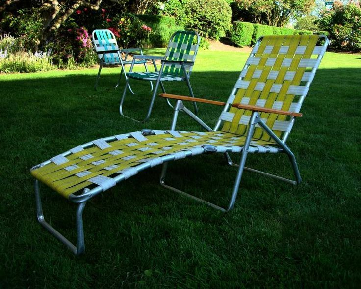 Old School Folding Lawn Chairs Google Search Lawn