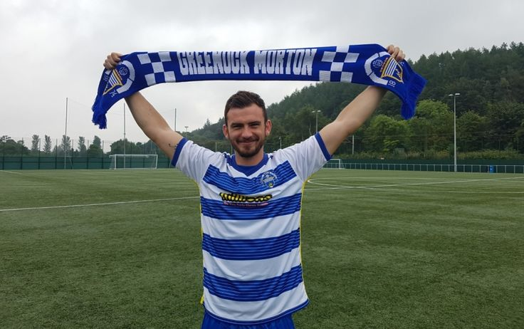 Gavin Gunning signs until January – Greenock Morton