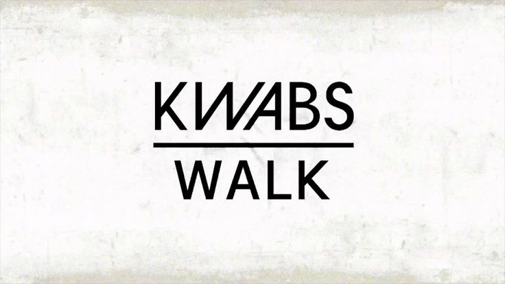 Kwabs - Walk (Audio)