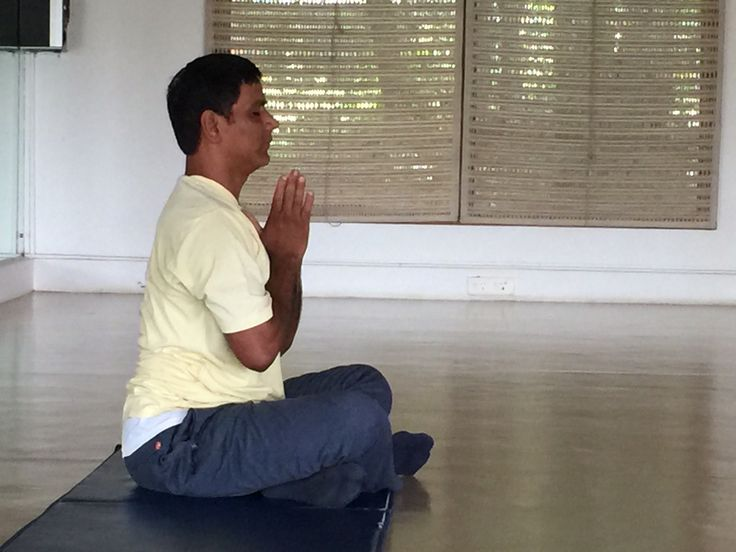 Rahat Continental (Delhi) AGM at The Gnostic Centre-2017-08-12 & 13 (starting the day with yoga facilitated by Durjee from The Gnostic Centre)