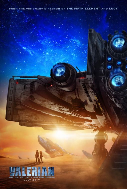 Valerian and the city of a thousand planets Full Movie Online HD