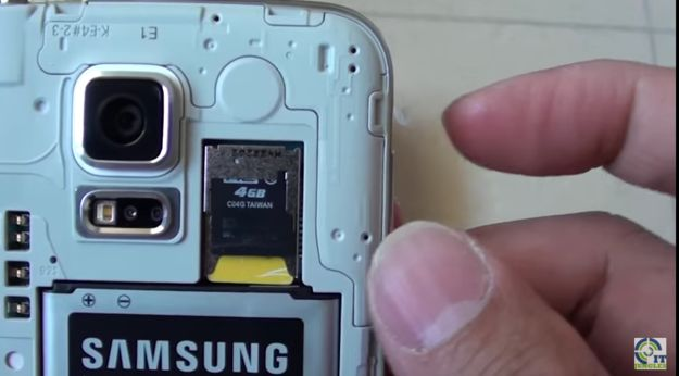 The easiest way to get more space on your device is to install a microSD card and move data onto it. | Here's What To Do If Your Phone's Storage Is Full