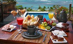 Como fazer um Café da Manhã romântico