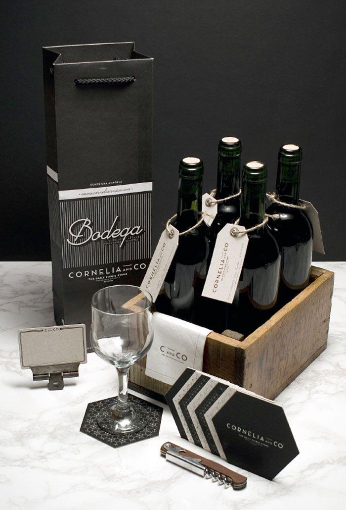 Unique Branding Design, Cornelia And Co. @andyscz #Branding #Design (http://www.pinterest.com/aldenchong/)