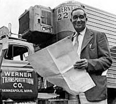 Frederick McKinley Jones is credited with transforming the food industry and America's eating habits with his invention of a practical refrigeration system for trucks and railroad cars. Frederick Jones patented more than sixty inventions in all, but it is his invention of the automatic refrigeration system for long-haul trucks in 1935 that he is most famous for.