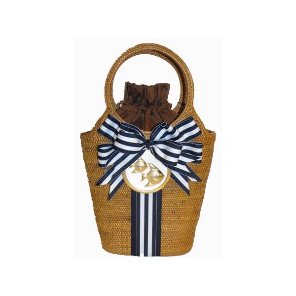 Bosom Buddy Bags Garden Basket - Fish - Flag Lady Gifts - Flag Lady... via Polyvore