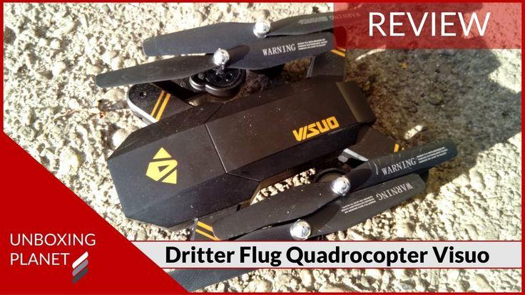 Mein dritter Flug und HD-Videoaufnahme mit der eigebauten Kamera der Drohne Visuo XS809HW #dritterflug #hdvideoaufnahme #eigebautekamera #drohne #visuoxs809hw