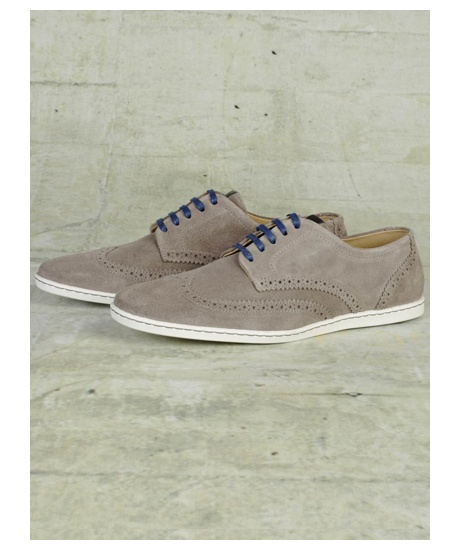 Jacobs Suede / fred perry
