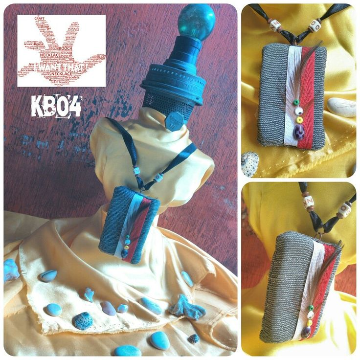 Handmade. Necklace 3D. Idr 25,000 Instagram @i.wanthat