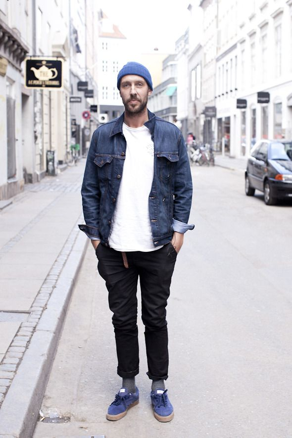 Татуированные парни, нордические девушки и другие жители Копенгагена. Изображение №10.