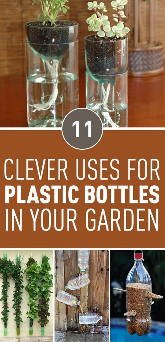 25 unique plastic bottle crafts ideas on pinterest for What can we make out of plastic bottles