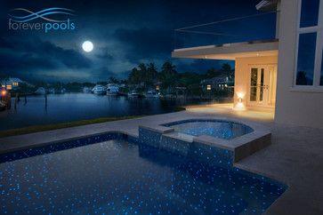 Glow In The Dark Swimming Pool Tiles Swimming Pool