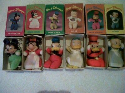 vintage beanie matchbox donald duck collection dolls (03/14/2012)