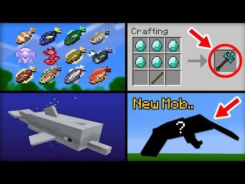 Minecraft 1 14 Update 10 Features That Will Be Added Youtube