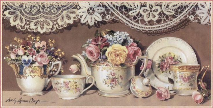картинки для декупажа чайной шкатулки - Поиск в Google