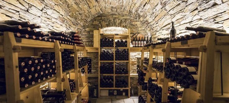 Eine Kombination aus Genuss, Wellness und Skispaß erwartet Sie bei diesem Angebot. Machen Sie eine Weinreise durch einen Weinkeller mit den besten BIO-Weinen Österreichs im #BIOHOTEL @dasnaturhotel  #biowein #gewölbekeller #weinkeller