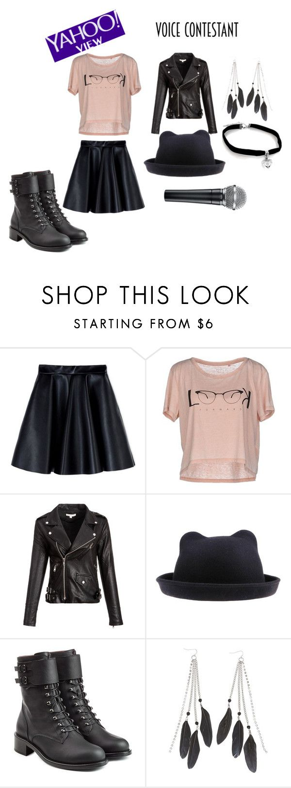 """Без названия #129"" by ashartyray on Polyvore featuring мода, MSGM, ONLY, Philosophy di Lorenzo Serafini, Charlotte Russe, thevoice и YahooView"