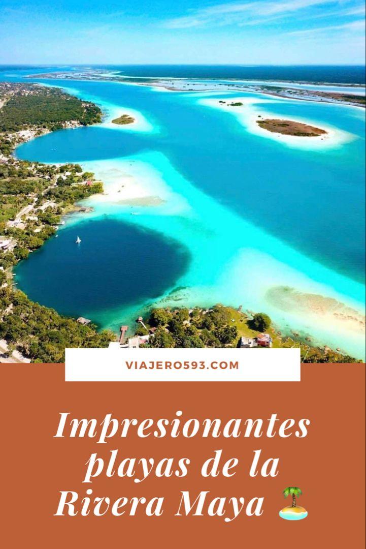 Las Mejores Playas De La Riviera Maya Tips Para Viajar Playa Rivera Maya