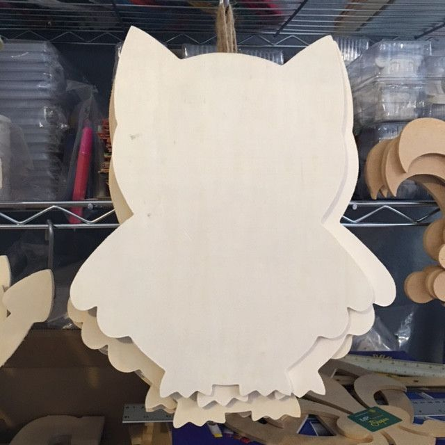 Wood Painting Items - Arts and Crafts