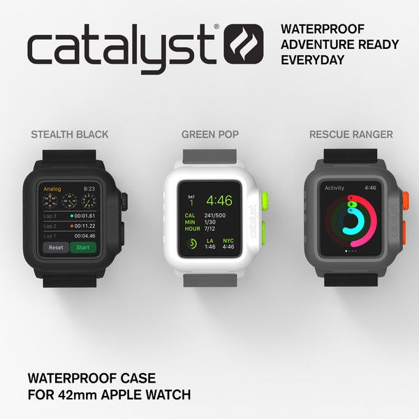 PRE-ORDER - Catalyst case for Apple Watch 42mm | Catalyst Lifestyle