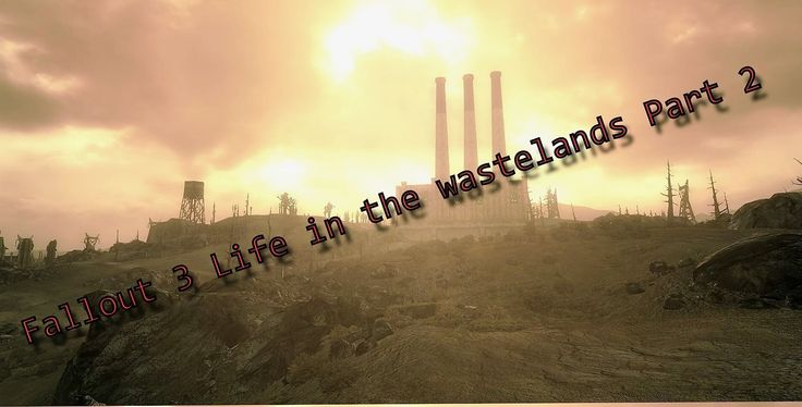 Fallout 3 Life in the wastelands music video Part 2