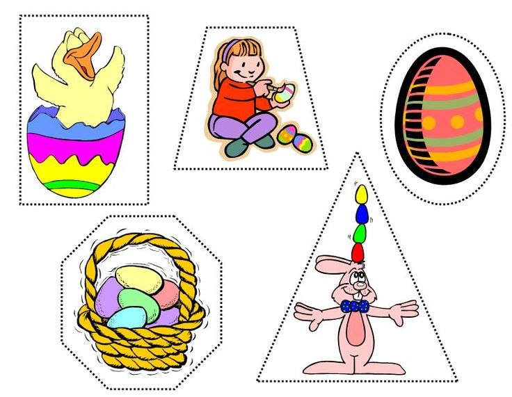 Easter foundation activities - Includes a counting game and scissor skills activity #EasterSunday