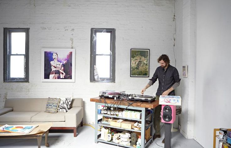 Perfect DJ Booth
