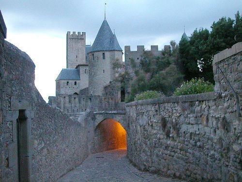 Rocamadour, el Santuario de la Virgen Negra: