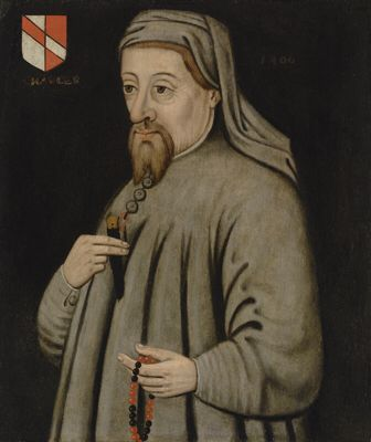 chaucer as father of english poetry pdf