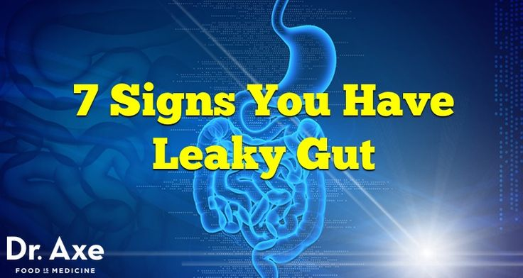 how to know when leaky gut is healed