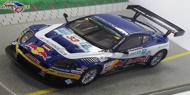 FIA GT 2006 Aston Martin DBR9 Wendlinger/Peter 1/43