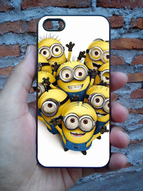 Despicable Me Minion for iPhone 5c Case iPhone 5/5s by classgift