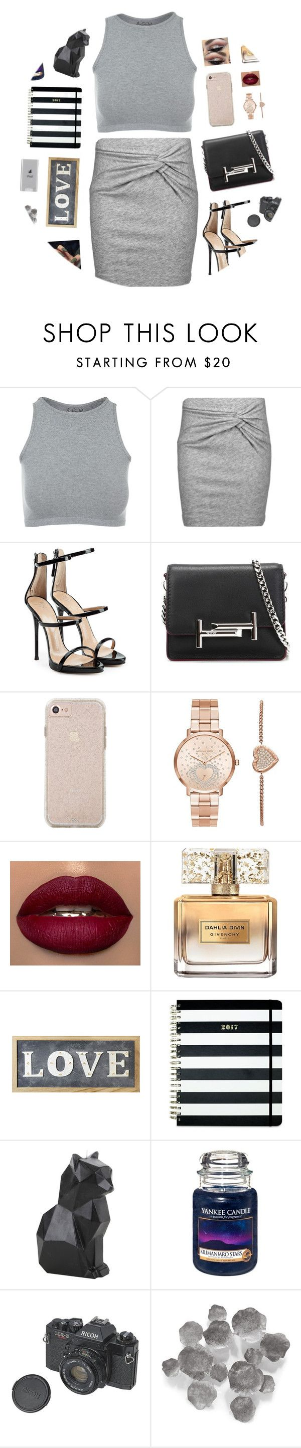 """Thank you for 4,800 followers🎉🎉🎉"" by victoria-pittore ❤ liked on Polyvore featuring Free People, IRO, Giuseppe Zanotti, Tod's, Michael Kors, Givenchy, Parlane, Kate Spade, Yankee Candle and Palecek"
