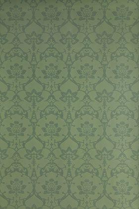 Brocade BP 3207 - Wallpaper Patterns - Farrow & Ball