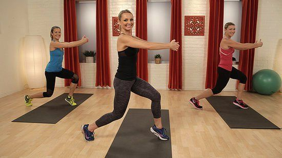 Lift, Shape, and Tone Your Butt With This 10-Minute Workout: Get ready to kick it into high gear with this workout, created by trainer Tracey Mallett, that will lift and tone your derriere.