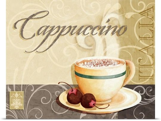 Coffee - Cappuccino / Joy Hall