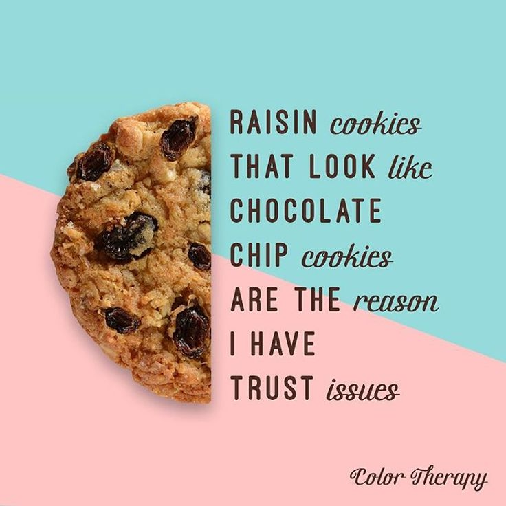 "11 Likes, 1 Comments - 🔥Best Coloring App for Adults (@colortherapyapp) on Instagram: ""Raisin cookies that look like chocolate chip cookies are the reason I have trust issues. ---------…"""