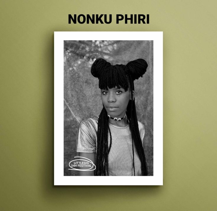 Nonku Phiri will be performing on the Forest Day Stage at Littlegig 2018