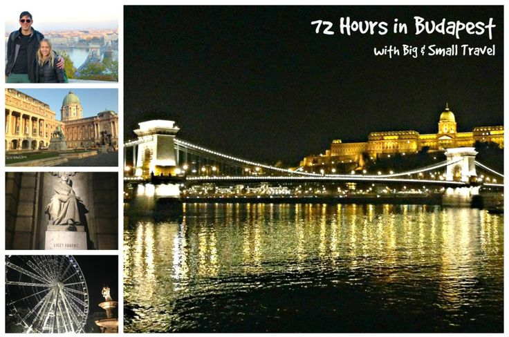 Big and Small Travel were just in Budapest, Hungary for 72 hours. Check out our guide to things to do in Budapest in 72 hours - http://bigandsmalltravel.com/2016/03/02/72-hours-in-budapest-hungary/