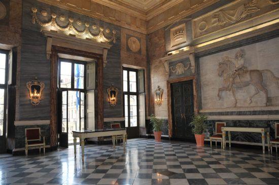 Palazzo Civico Torino - Sala Marmi #weddingplannertorino #comeneisogni