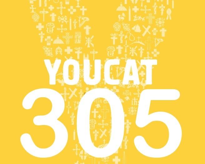 Youcat - 305: Quais são as três virtudes teologais?