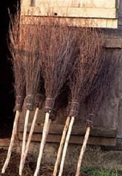 9 Best Images About Handmade Brooms On Pinterest Herbs
