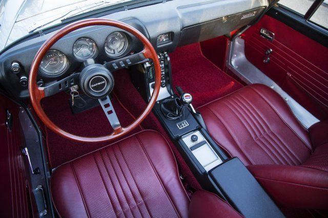 Japanese Car Brands >> 1968 Datsun 1600 Roadster Interior | Sweet, Odd & Rare