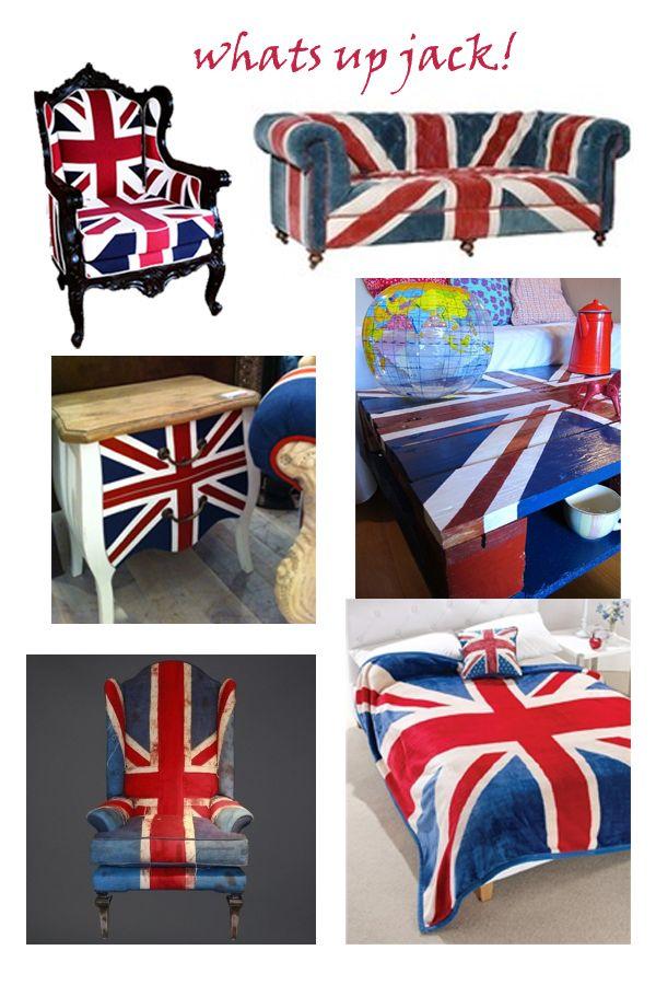 british flag furniture. union jack british flag furniture c