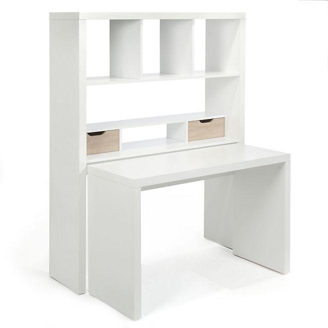 les 25 meilleures id es de la cat gorie bureau modulable. Black Bedroom Furniture Sets. Home Design Ideas