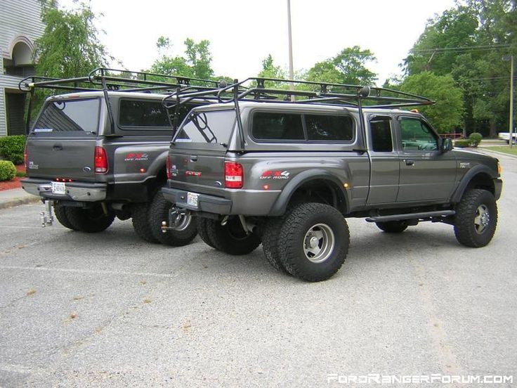 ford dually | 01 XLT disguised as a '03 Fx4 Level II.