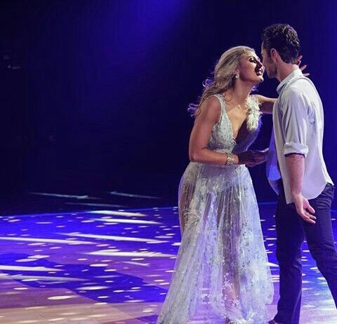 Emma Slater and Sasha Farber are engaged!