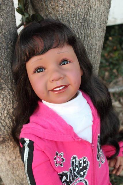 Reborn Child Size Dolls Photo gallery