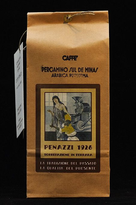 Brasil Pergamino Sul de Minas confezione da 250 g / Brazil Pergamino Sul de Minas 250 g bag